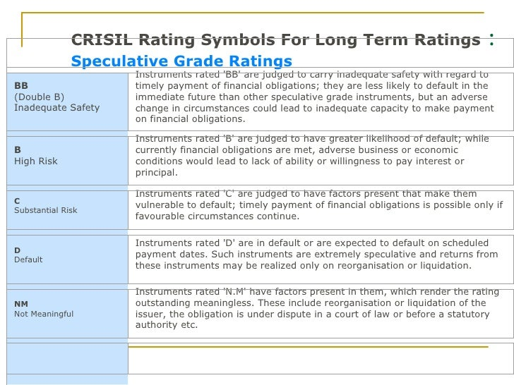 how to get crisil rating