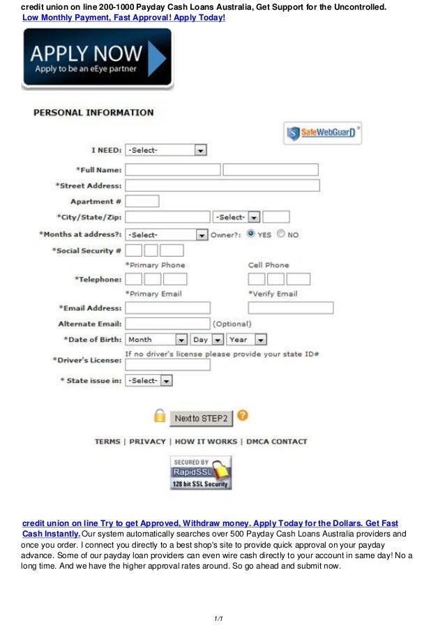 Iadvance loans photo 1