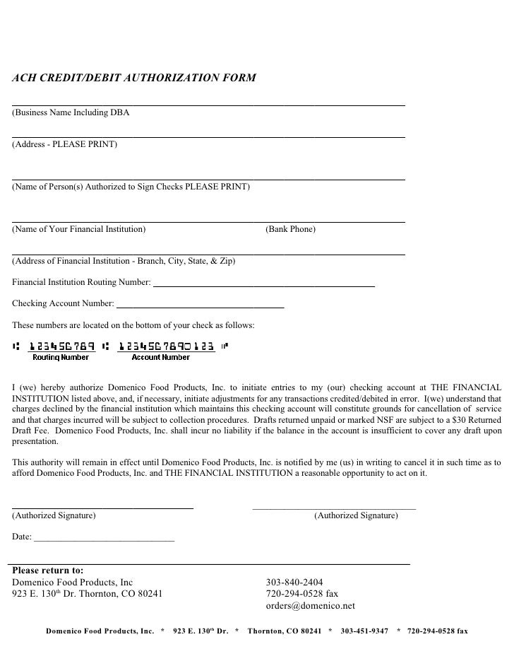 credit application 5 page co tx may 2