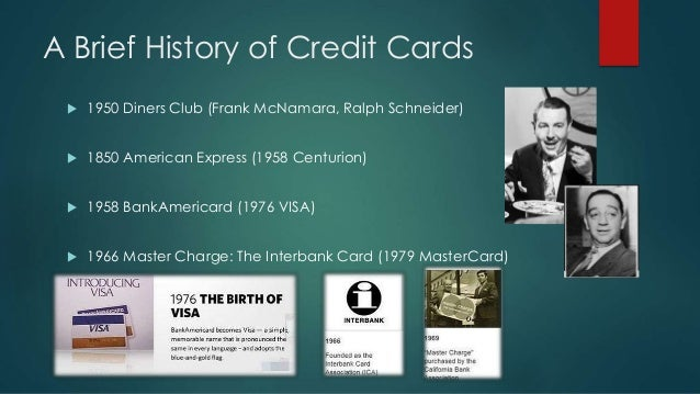 Know Your Credit Cards