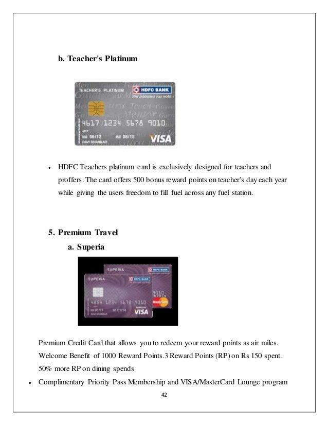 Hdfc forex plus review kartu