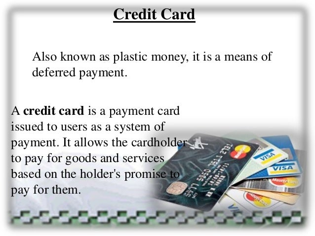 Barclays Card Services >> Credit cards ppt