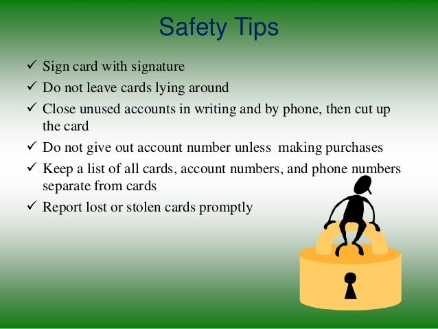 Credit cards ppt (1)