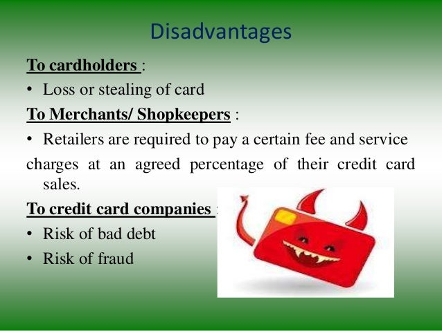 Small business accepting credit cards disadvantages images for Credit card acceptance for small business