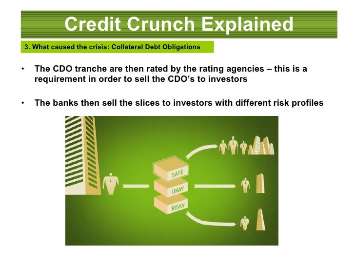 credit crunch Credit crunch definition, meaning, what is credit crunch: economic conditions that make financial organizations less willing to lend money, often learn more.