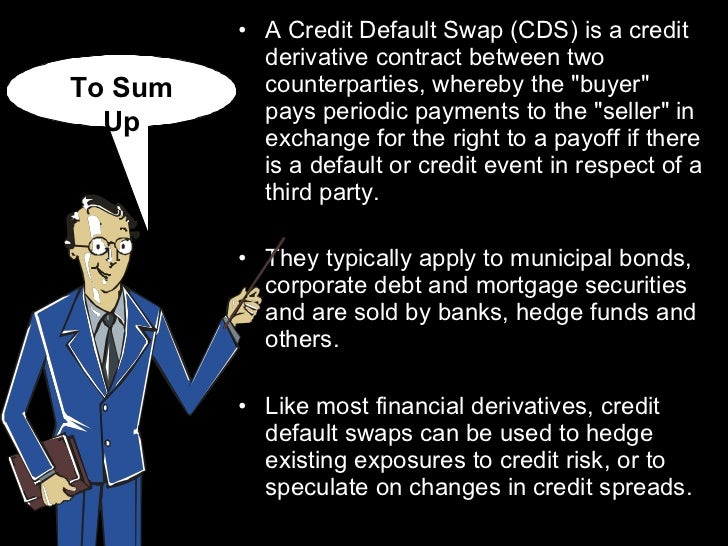 credit default swap thesis Management summary the main topics in this thesis are credit risk modeling and credit default swap (cds) valuation in particular, the study performed in this thesis.