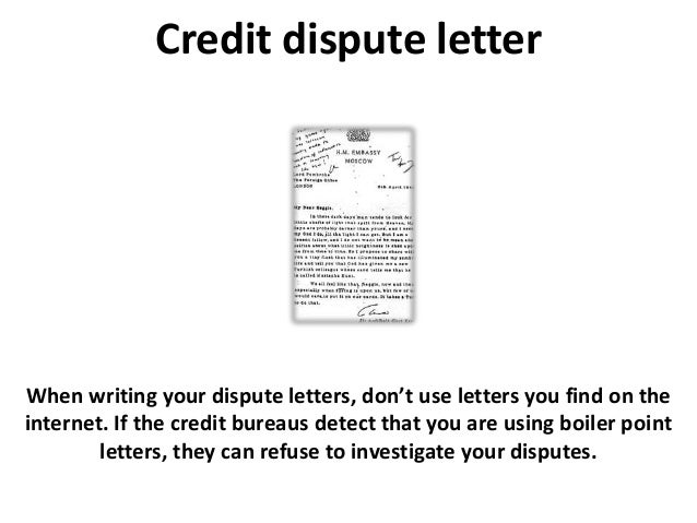 credit dispute letters credit dispute letter and credit repair tips 21244 | credit dispute letter and credit repair tips 1 638