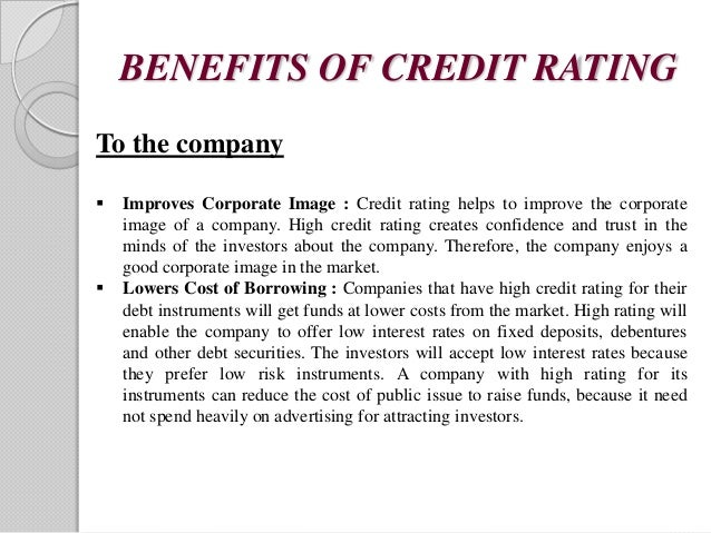 how to start a credit rating company