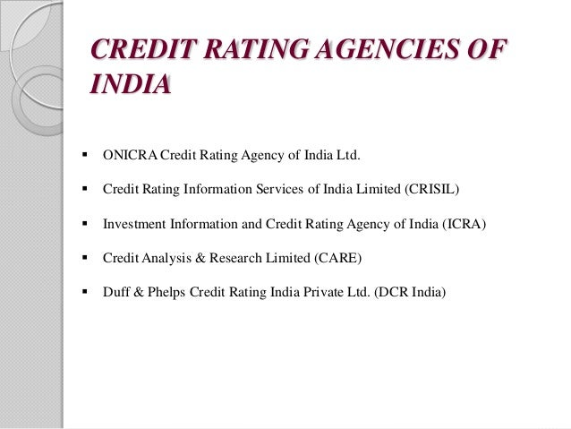 how to clear credit rating