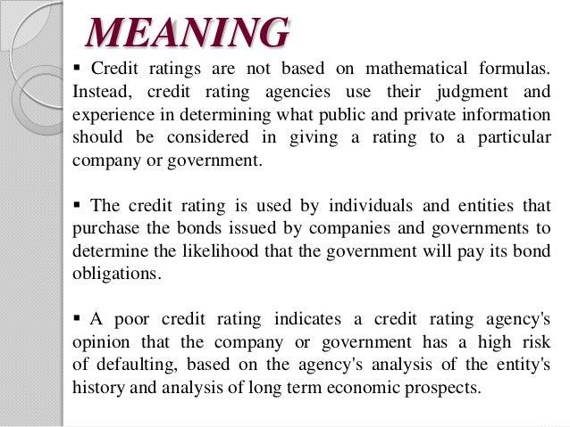 dissertation credit rating Interpretable binary and multiclass prediction models for insolvencies and credit ratings dissertation zur erlangung des mathematisch-naturwissenschaftlichen doktorgrades.