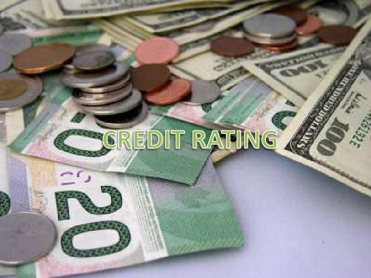 CREDIT RATING<br />