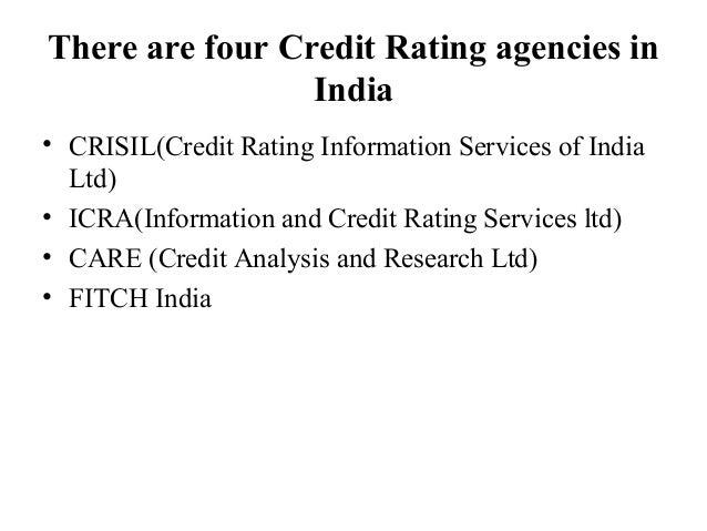 Credit rating ppt Slide 3