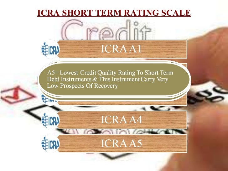 a study of credit rating agencies Credit rating is one of the significant supporting services for the development of  debt capital market recently, credit rating agencies have also started playing a.