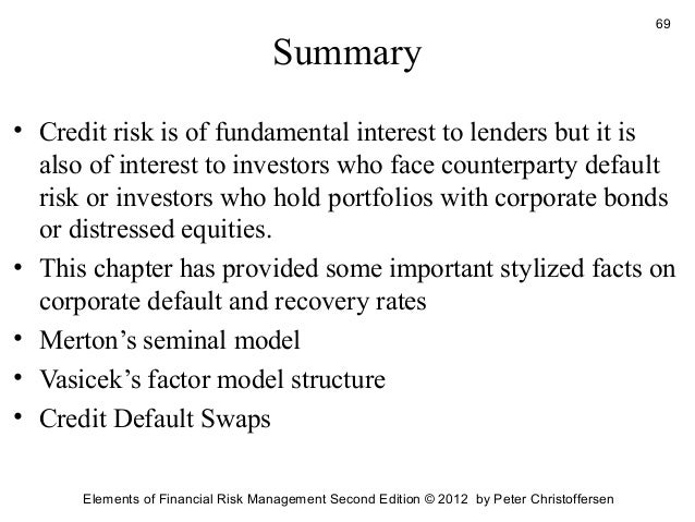 Credit Default Swap - CDS