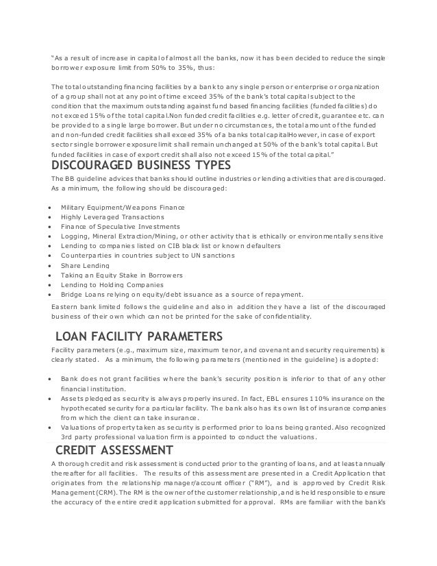 credit risk management of janata bank limited This report on credit policy and credit risk of fix bank limited: a study on fix has been prepared under the  credit risk management in bangladesh (janata banl ltd.