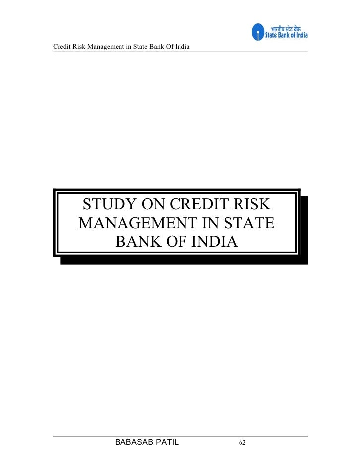 mba project in finance credit risk management in banks Job profiles in finance after mba  risk management  project finance is the financing of long-term infrastructure, industrial projects and public services .