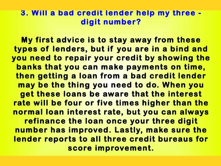 Does Refinancing A Car Loan Hurt Your Credit