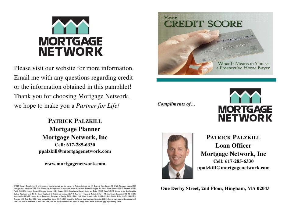 Please visit our website for more information. Email me with any questions regarding credit or the information obtained in...