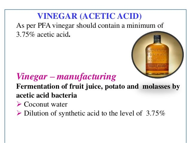 Credit seminar on Role of preservatives in fruit and