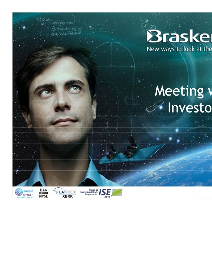 Meeting with Investors