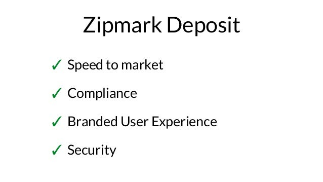 Get in touch jay@zipmark.com