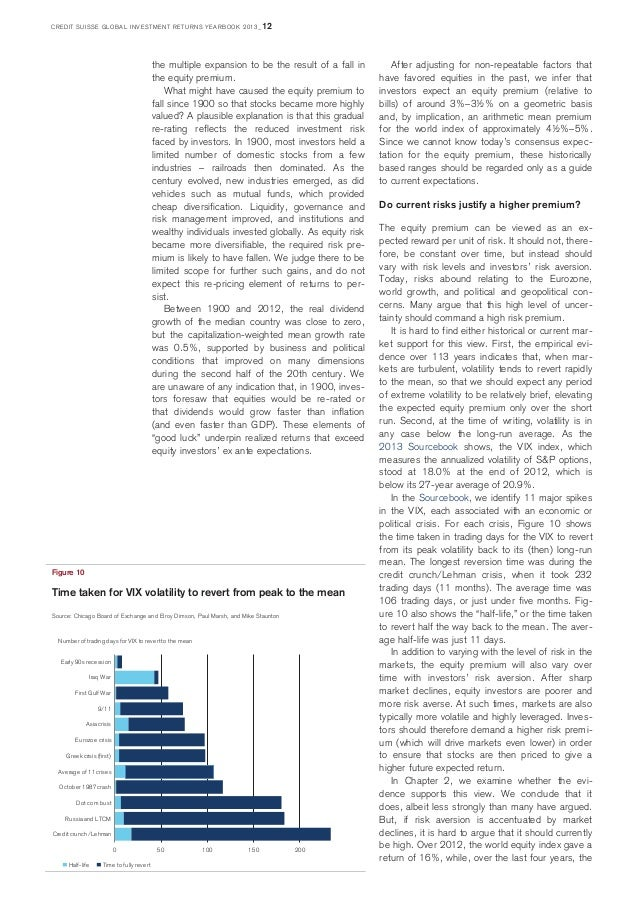 credit suisse global investment returns sourcebook 2013 pdf