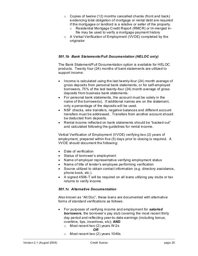 25 version 21 august 2006 credit suisse - Credit Suisse Cover Letter