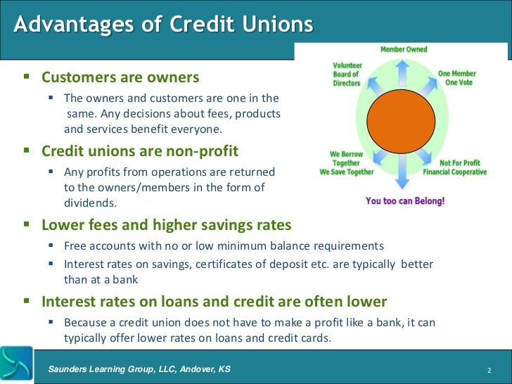 credit union overview