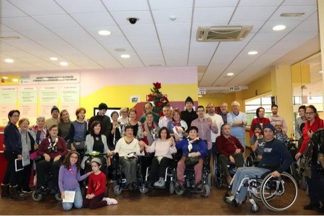 II Encuentro navideño en el CREER 2018
