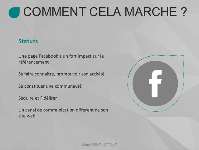 Creer Et Animer Une Page Facebook