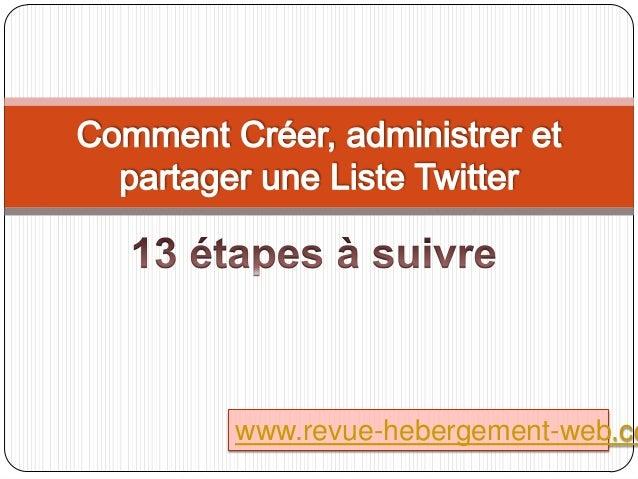 www.revue-hebergement-web.co