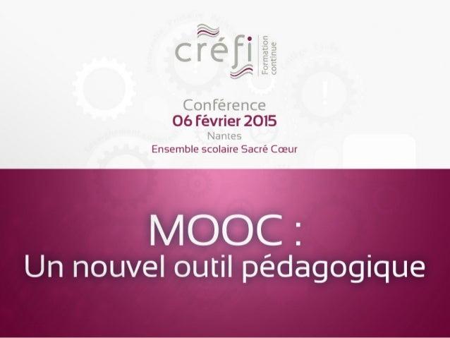 MOOC : un nouvel outil pédagogique