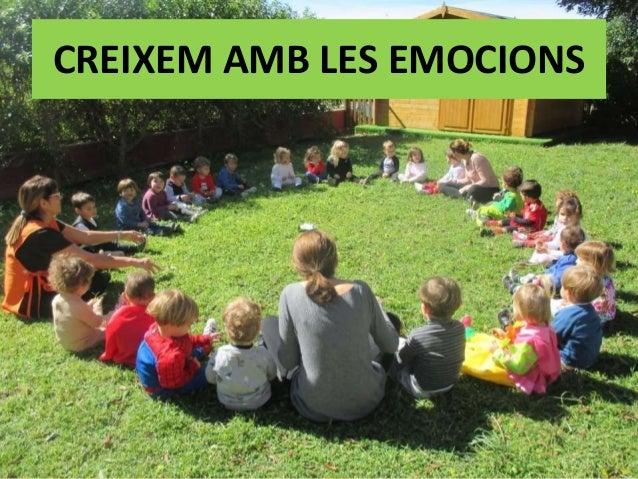 CREIXEM AMB LES EMOCIONS