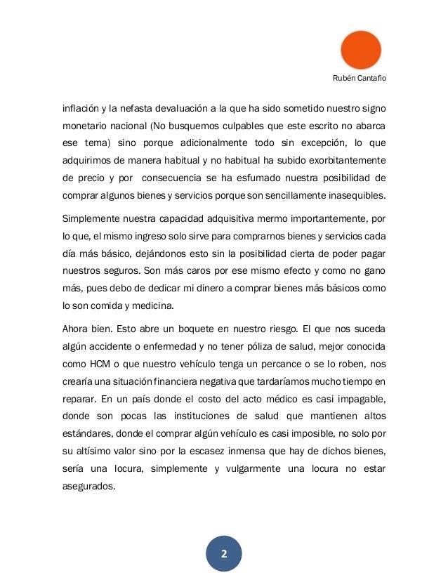 Rubén Cantafio 2 inflación y la nefasta devaluación a la que ha sido sometido nuestro signo monetario nacional (No busquem...