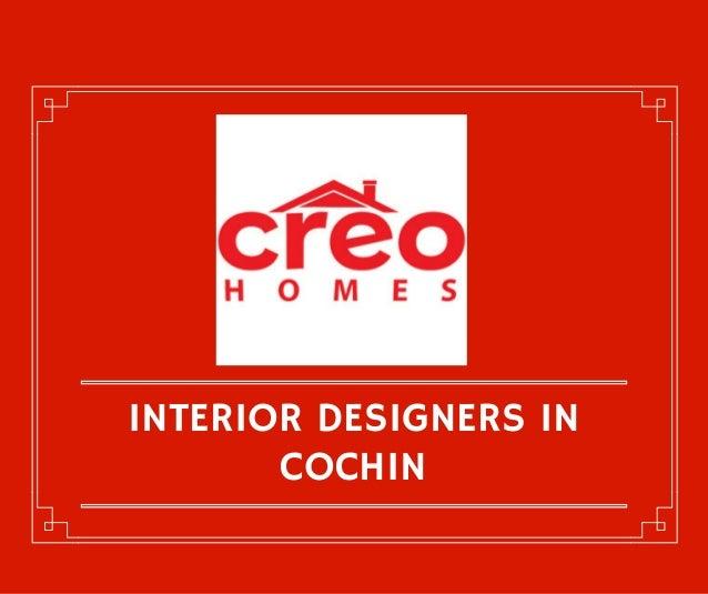 Home Interior Designers in Ernakulam | Creo Homes