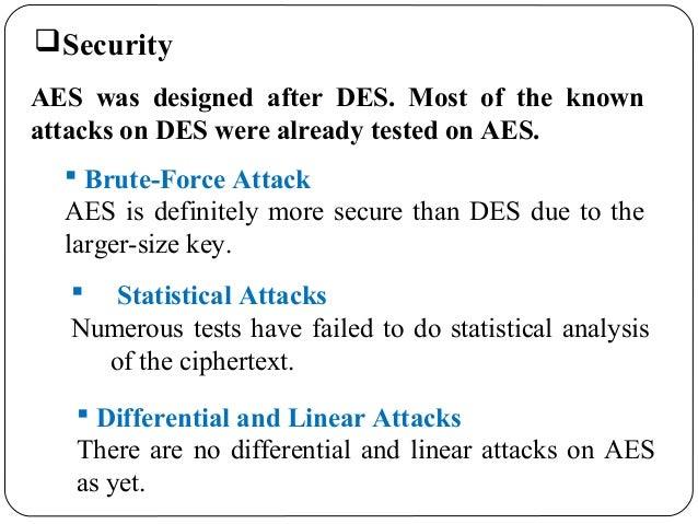 AES Cryptosystem