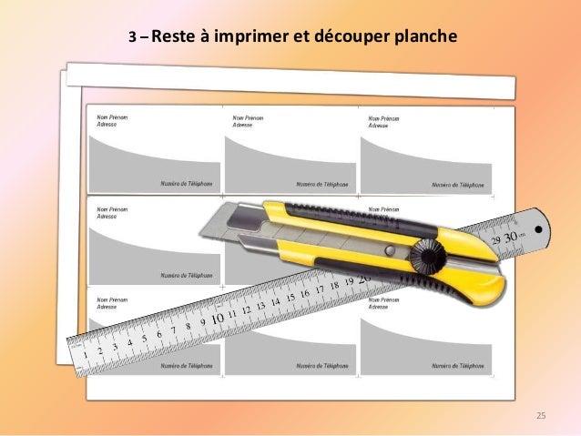 3 Reste Imprimer Et Dcouper Planche 25