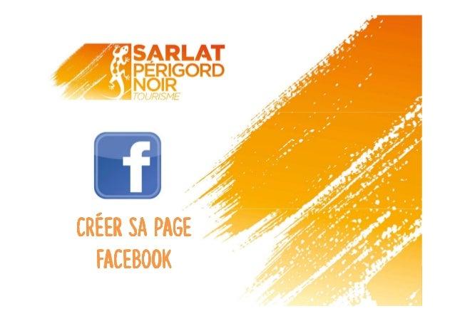 créercréercréercréer sa pagesa pagesa pagesa page FacebookFacebookFacebookFacebook