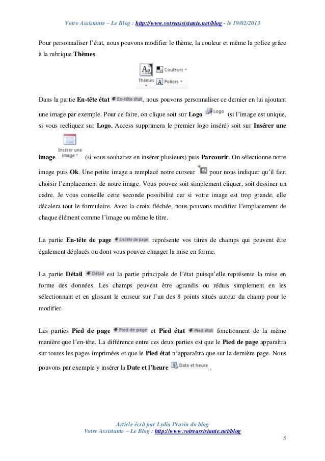 Votre Assistante – Le Blog : http://www.votreassistante.net/blog - le 19/02/2013 Article écrit par Lydia Provin du blog Vo...