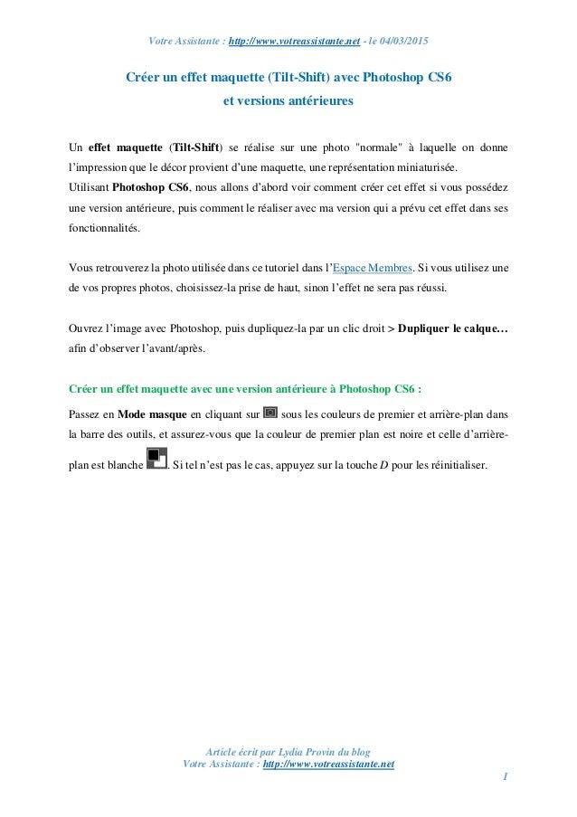 Votre Assistante : http://www.votreassistante.net - le 04/03/2015 Article écrit par Lydia Provin du blog Votre Assistante ...
