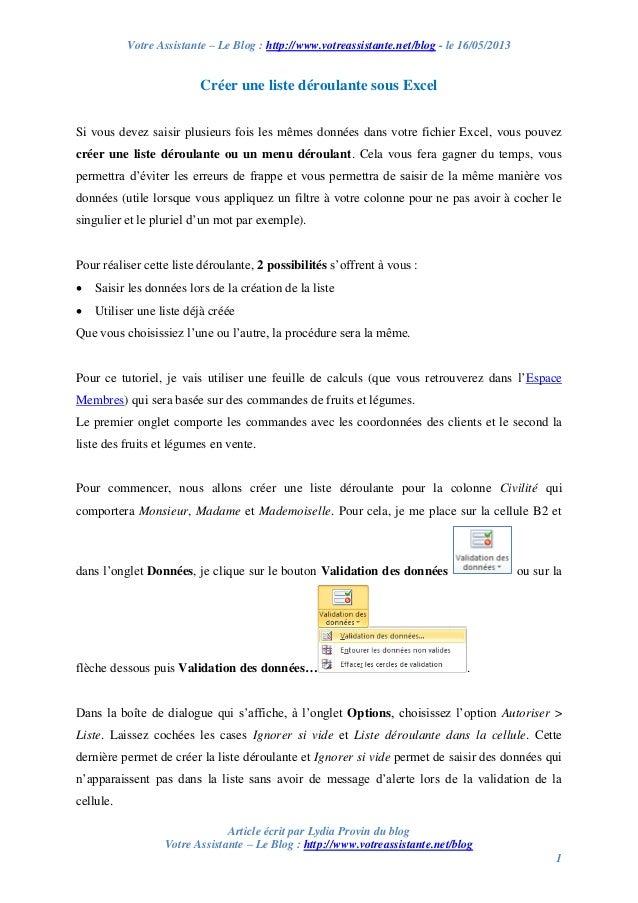 Votre Assistante – Le Blog : http://www.votreassistante.net/blog - le 16/05/2013 Article écrit par Lydia Provin du blog Vo...
