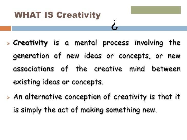 Crevativty & innovation ppt  mba Slide 2