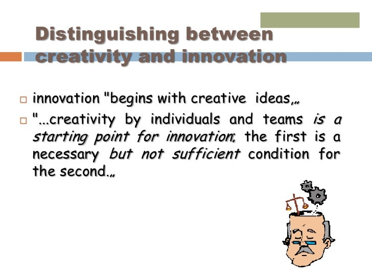 difference between product development and innovation Here's the difference between research and innovation  thus, innovation is in my mind more a synonym of product development than a component of research.