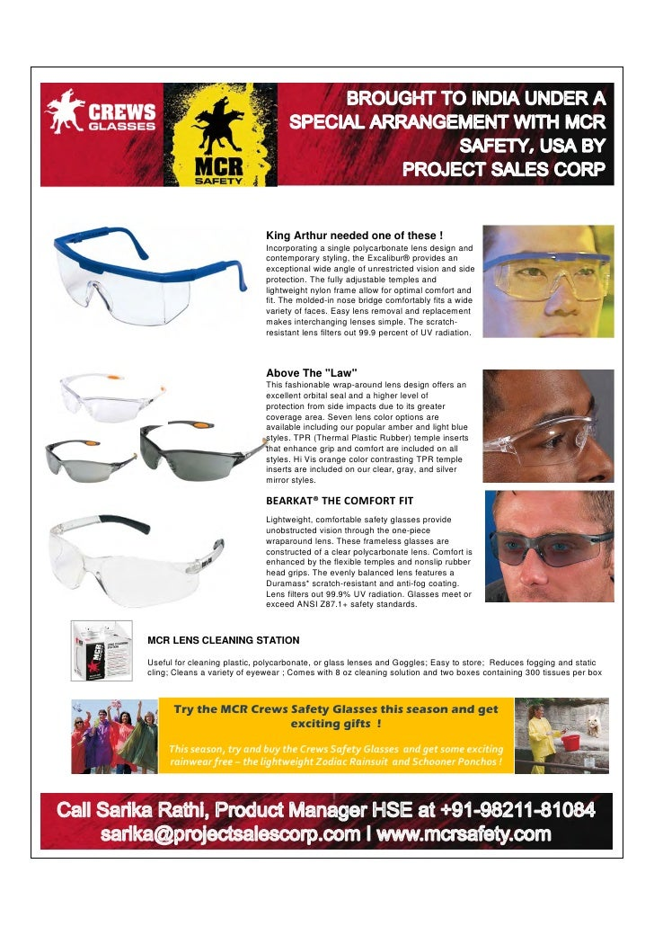 King Arthur needed one of these !                             Incorporating a single polycarbonate lens design and        ...
