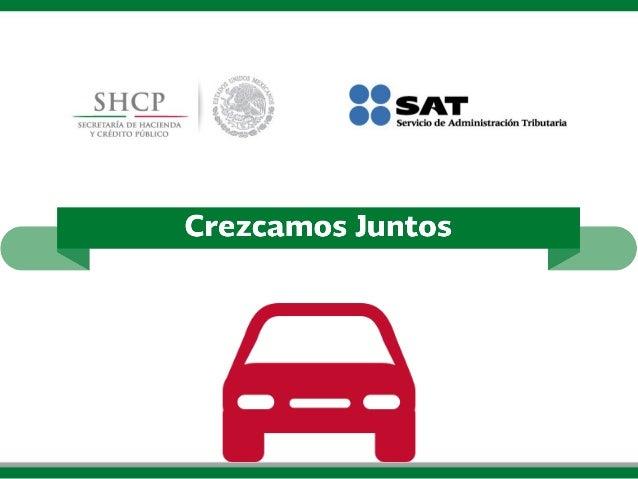 Guía del Régimen de Incorporación para taxistas. Crezcamos Juntos.