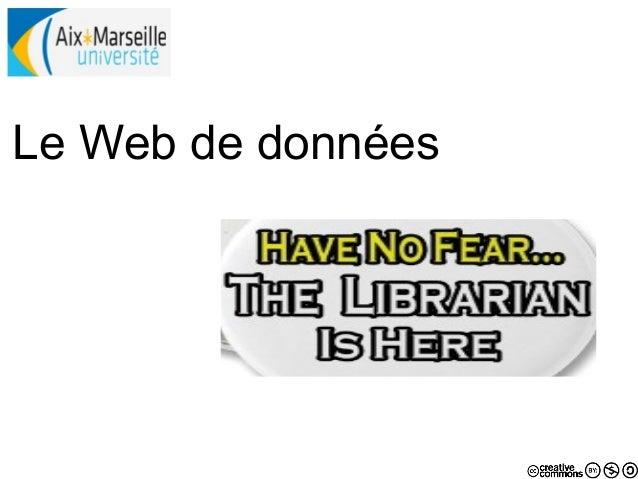Le Web de données