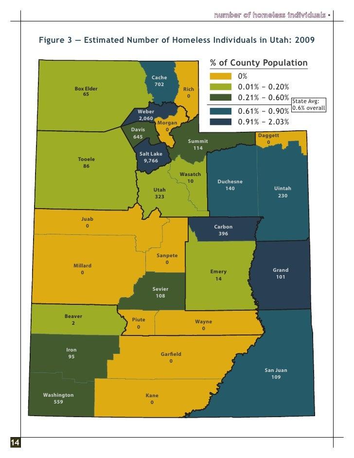 Utah 2009 Comprehensive Report on Homelessness