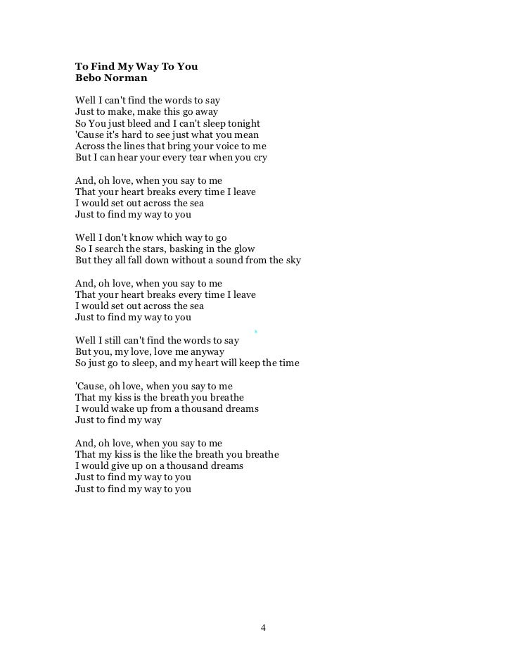 Lyric find my lyrics : Crhp 5 2010 lyrics