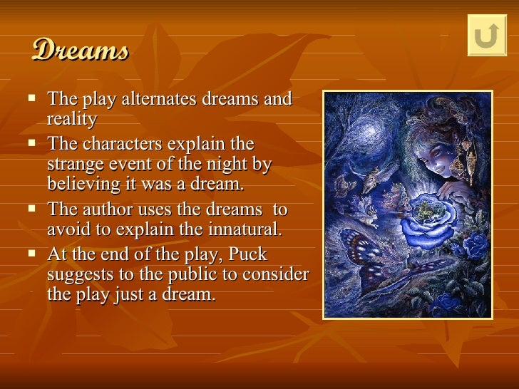 the archetypes present in midsummer nights dream Everything you ever wanted to know about lysander in a midsummer night's dream, written by masters of this stuff just for you.