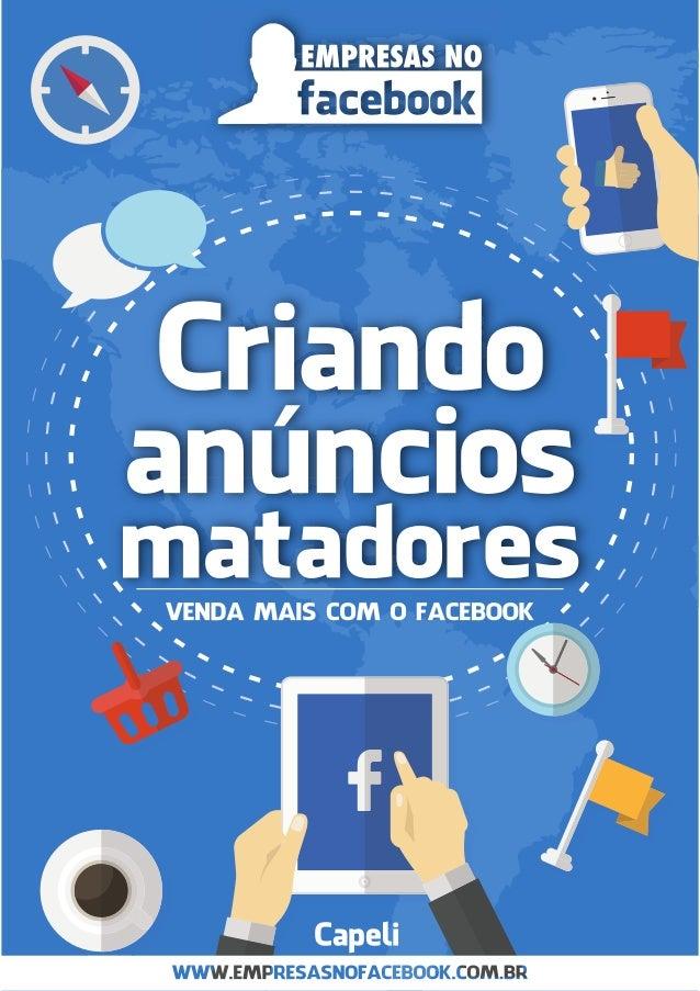 Criando anuncios matadores empresas no facebook for Empresas de pavimentos de hormigon